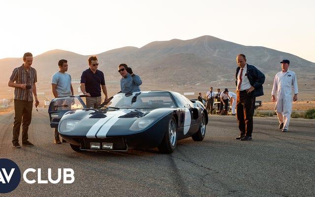フォードVフェラーリでスタントドライバーになったのはどんな感じでしたか?