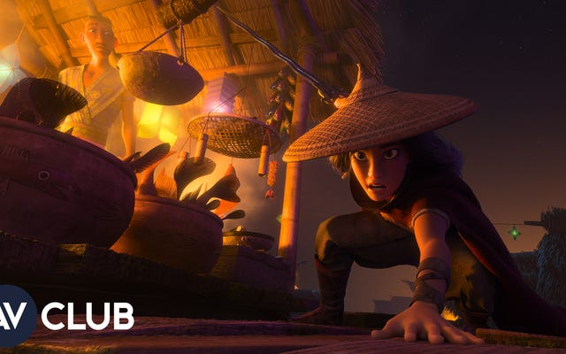 ผู้สร้าง Raya And The Last Dragon ในภาพยนตร์เรื่องนี้พยักหน้ารับวัฒนธรรมเอเชียตะวันออกเฉียงใต้