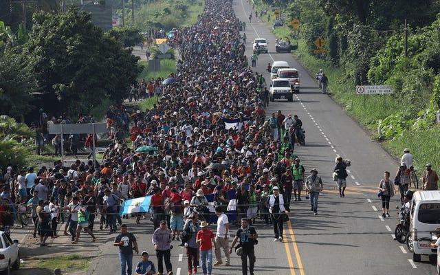 Les agences fédérales et les refuges ont été totalement aveuglés par la politique cruelle de `` tolérance zéro '' de Trump