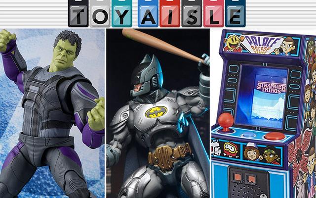 Batman's Got a Bat, Man, và nhiều món đồ chơi hay nhất trong tuần