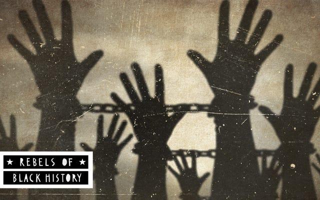 Rebelles de l'histoire des Noirs: les femmes qui ont libéré un millier d'esclaves