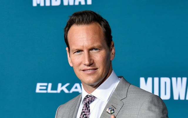 Patrick Wilson to make directorial debut with Insidious 5