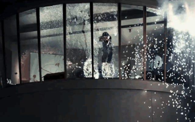 キングスマンは映画史上最も美しい暴力のいくつかを持っています