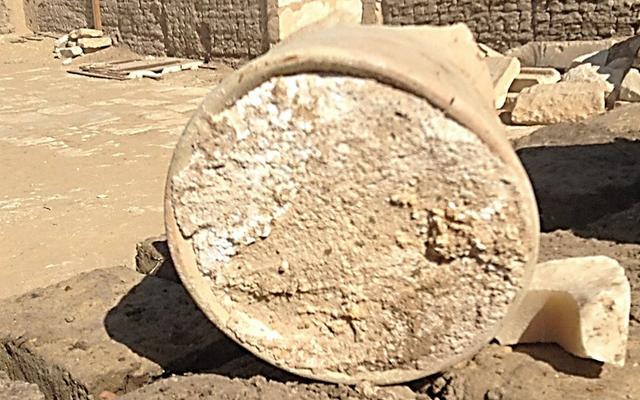 古代の墓で見つかった世界最古のチーズも非常に危険でした