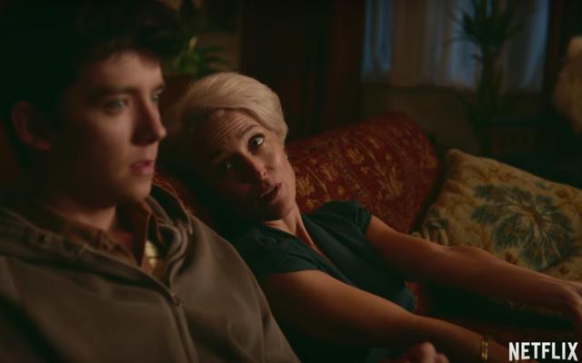 Netflixの本格的な高校のセックスセラピストコメディでジリアンアンダーソンスター