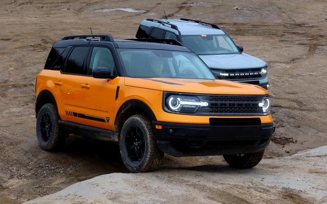 Birden Fazla Ford Bronco Sportif Arazide Aşırı Isınma. Bunun hakkında konuşalım