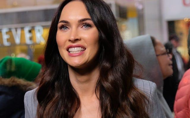 """Megan Fox conferma di essersi fidanzata con Shia LaBeouf: """"Lo amo"""""""
