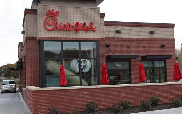 Sposób Sacramento Chick-Fil-A na przyciągnięcie pracowników fast foodów? Płać im 18 dolarów za godzinę.