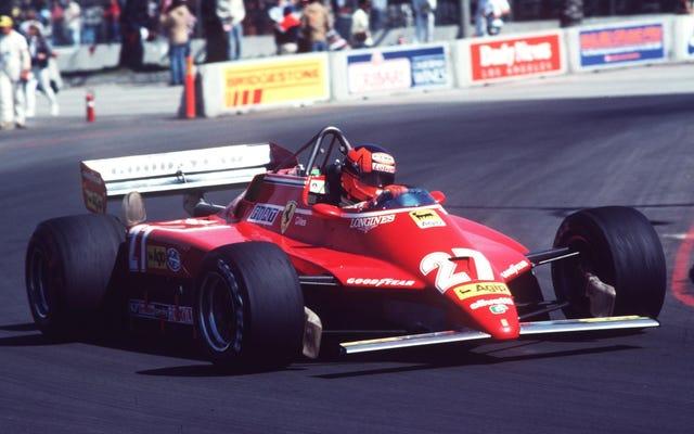 歴史のこの日:F1ドライバーのジルヴィルヌーヴが死去、32歳