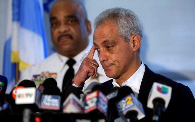 Rahm Bows Out