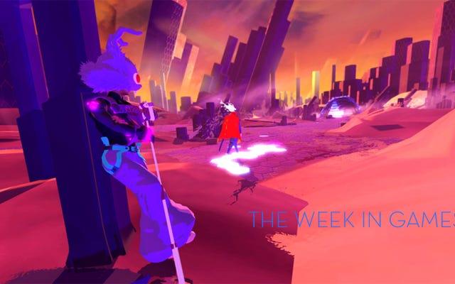 La semaine dans les jeux: n'apportez pas d'épée à une fusillade