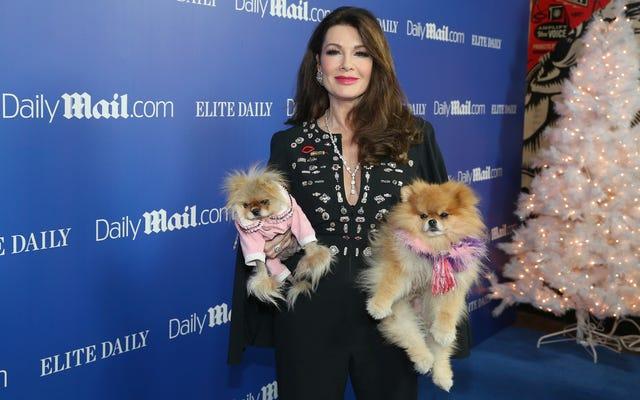 Lisa Vanderpump quitte les vraies femmes au foyer de Beverly Hills, probablement parce que ça craint maintenant