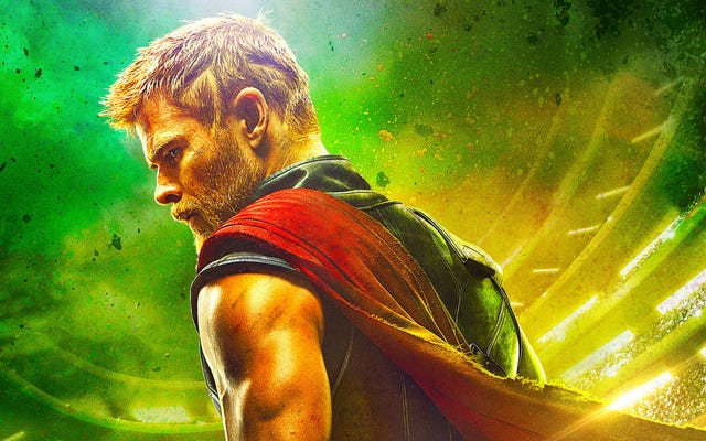 Tutte le cose strane che abbiamo imparato dal Blu-ray di Thor: Ragnarok