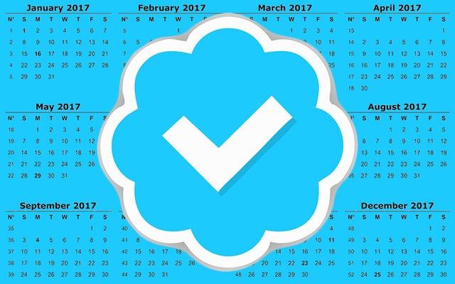 Bilan de l'année de Twitter confirme que 2017 a été sucé
