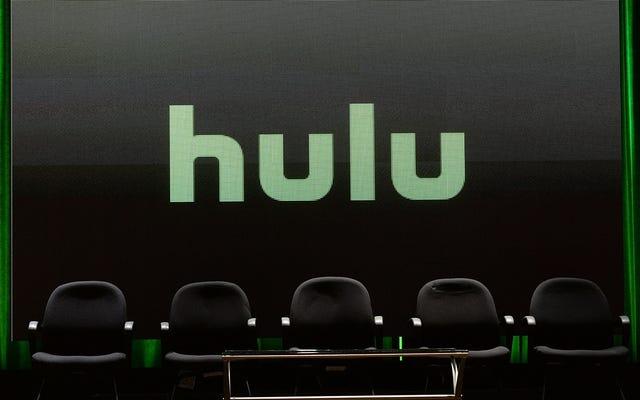 Huluの汚れを1年間安くするチャンスです