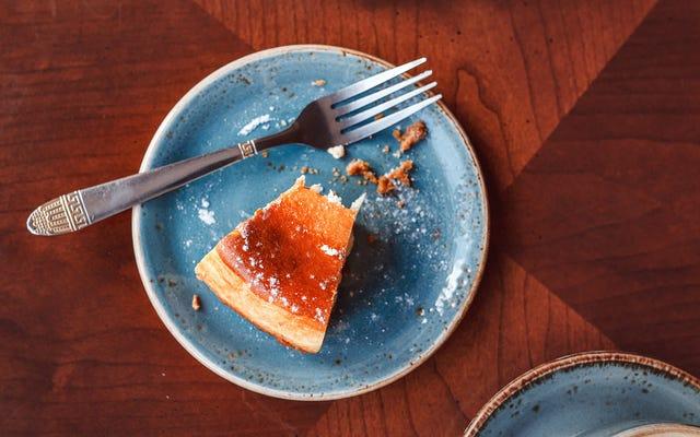 Point / Counterpoint: คุณจะกินของเหลือจากคนแปลกหน้าหรือไม่?