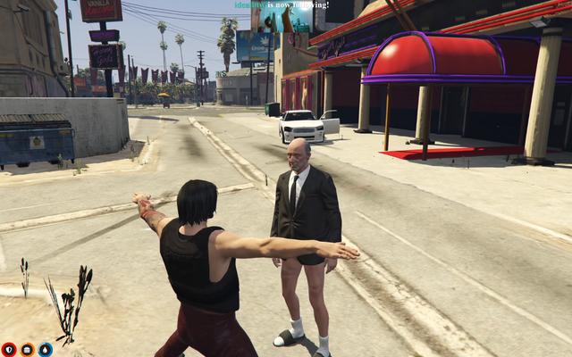 Ролевая игра Grand Theft Auto снова популярна на Twitch, в главной роли, э-э, Джонни Сильверхэнд из Cyberpunk