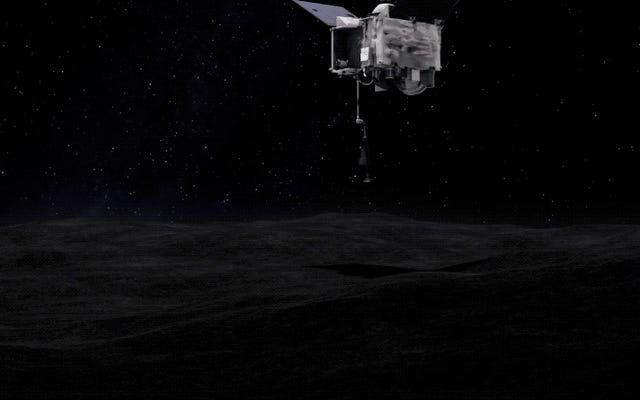 Segui in diretta l'arrivo della sonda OSIRIS-REx sull'asteroide Bennu