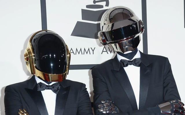 W końcu roboty: najlepsze chwile Daft Punk pod maskami