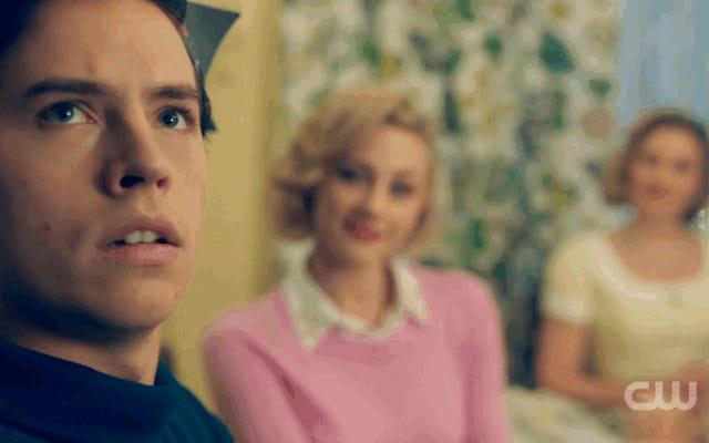 Riverdale Malam Terakhir Menunjukkan Mimpi Buruk Jughead: Archie Klasik