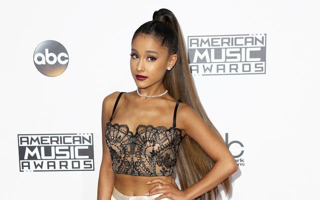The Associated Press tuiteó accidentalmente que Ariana Grande está embarazada