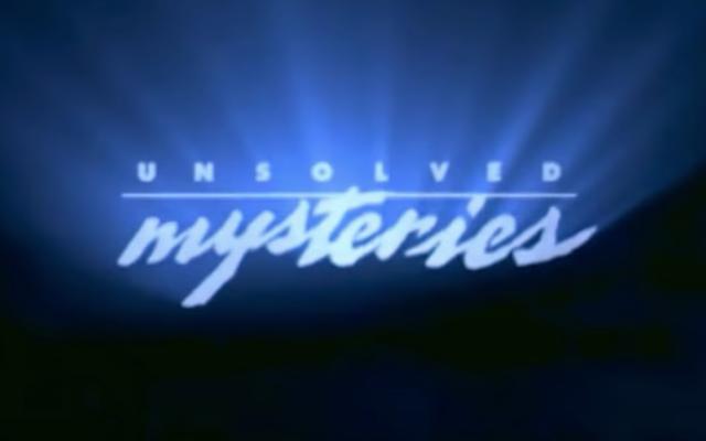 Unsolved Mysteries est maintenant un podcast, et il y a beaucoup d'extraterrestres