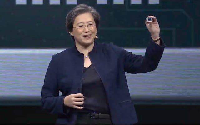 ในที่สุด AMD ก็ดูเหมือนจะจริงจังกับแล็ปท็อป