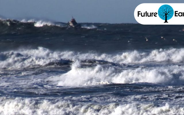これが海が地球を住みやすくする方法です
