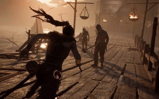 Hellblade, game yang memicu kontroversi karena menghapus game Anda jika Anda mati terlalu sering