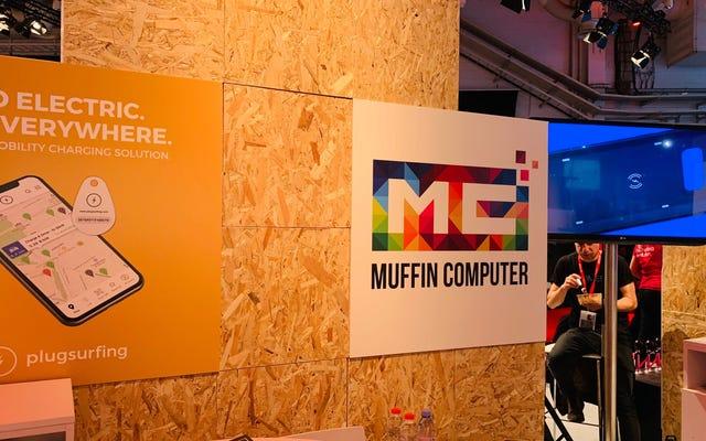 ロシアのスタートアップ「MuffinComputer」は、寒い日にスマートフォンを快適に保ちたい