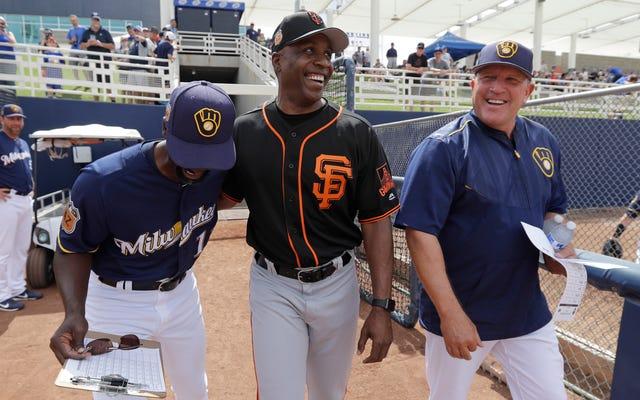 A che età Barry Bonds sarebbe finalmente il peggior battitore nel baseball?