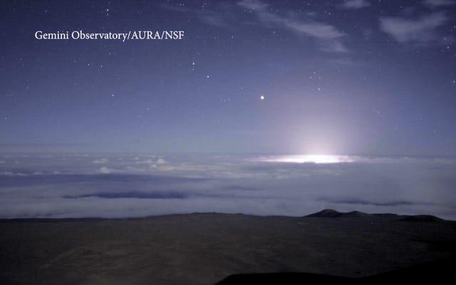 Selang waktu letusan Kilauea dari gunung tertinggi di Hawaii ini akan membuat Anda takjub