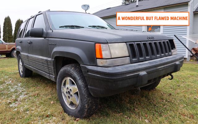 Đây là tất cả mọi thứ vẫn sai với chiếc xe Jeep Grand Cherokee 260.000 dặm của tôi