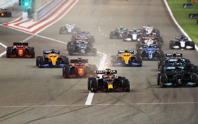 Генеральный директор F1 вошел в десятку самых высокооплачиваемых руководителей во время пандемии