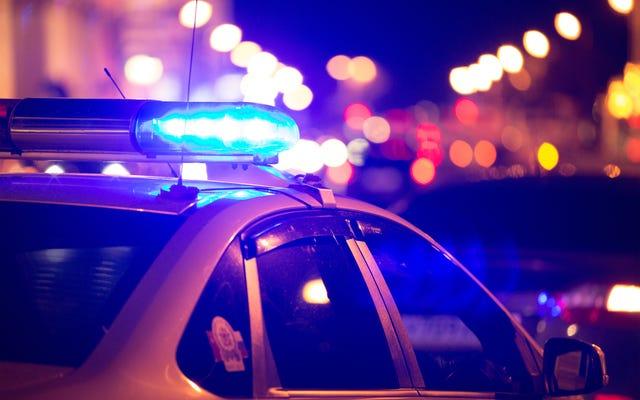 Tennessee Cop gerügt, weil er ein Bild der Tochter als Blackface Bubba von Forrest Gump gepostet hat