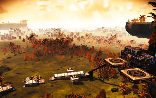 I giocatori intelligenti di No Man's Sky stanno cercando di aggiungere città al gioco