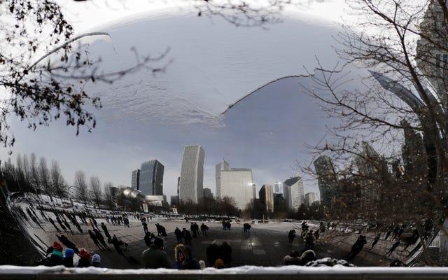 วันปีใหม่มีแนวโน้มที่จะหนาวเย็นที่สุดในรอบทศวรรษในภาคตะวันออกของสหรัฐฯ