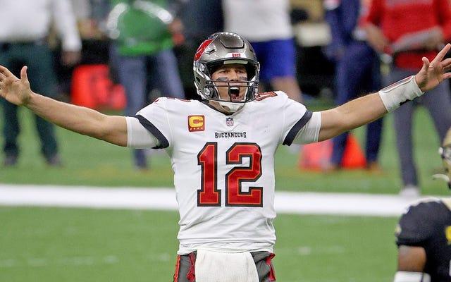 Los Chiefs sobreviven a la lesión de Mahomes, Brady se dirige a otro campeonato de conferencia