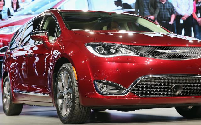 フィアットクライスラーは完全に電気自動車をCESに持ち込む:レポート