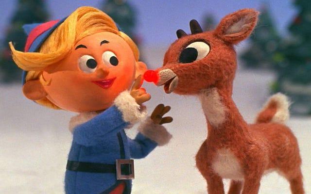 รูดอล์ฟช่วยให้มั่นใจว่าจะมีการเปลี่ยนแปลงอำนาจอย่างสันติจากวันขอบคุณพระเจ้าเป็นวันคริสต์มาส