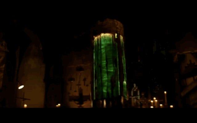 Le prince des ténèbres de John Carpenter contient l'une des représentations les plus dérangeantes du mal