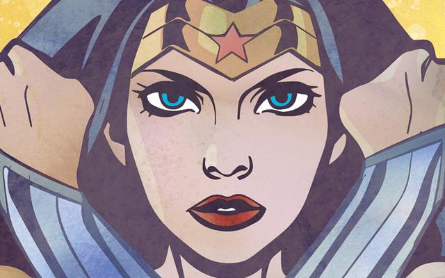 Novel Grafis Wonder Woman Berikutnya Adalah Perayaan Orang Amazon di Kehidupan Nyata