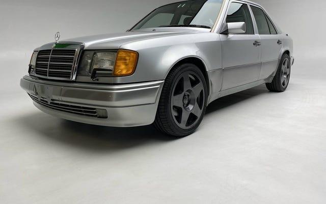 $ 39,500 पर, क्या आप 1992 के मर्सिडीज-बेंज 500E पर हैमर को छोड़ देंगे?