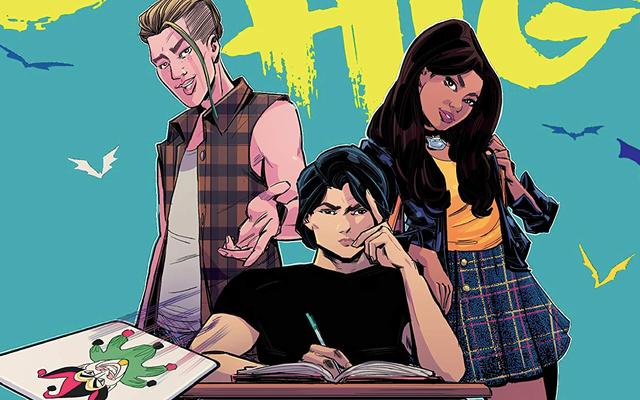 Gotham High Mengirim Batman ke Sekolah Menengah Untuk Beberapa Drama Remaja