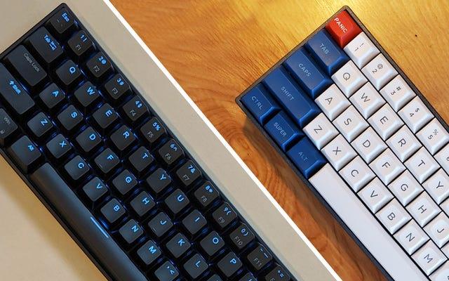 あなたの安いメカニカルキーボードは変身に値する