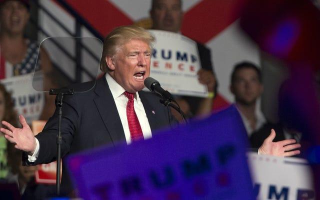 Laporan: Donald Trump Menggunakan Amal Sebagai Celengan untuk Menyelesaikan Tuntutan Hukum
