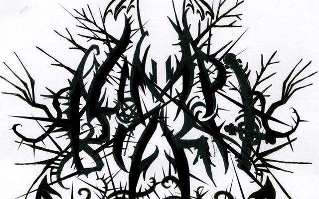 リンプビズキットがブラックメタルのロゴをデビューさせ、まったく新しいグループの変人を引き付ける