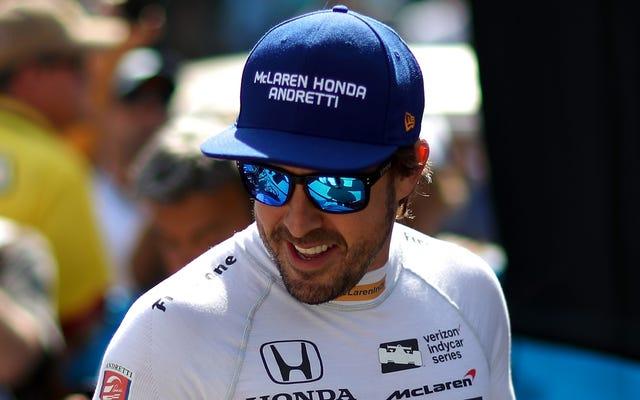 İspanya'nın Indy 500 TV İzleyicisi, Fernando Alonso ile Monako Grand Prix'sinin İki Katına Çıktı