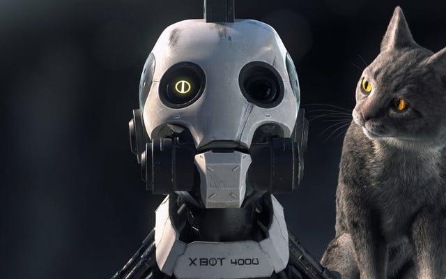 DavidFincherとNetflixの新しいアニメーションシリーズであるLoveDeath + Robotsは、その予告編で素晴らしく見えます