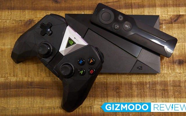 Nvidia Shield Mungkin Menjadi Set-Top Box Terbaik yang Dapat Anda Beli Saat Ini